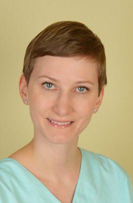 Zahnmedizinische Verwaltungsassistentin Stefanie Hartnacke