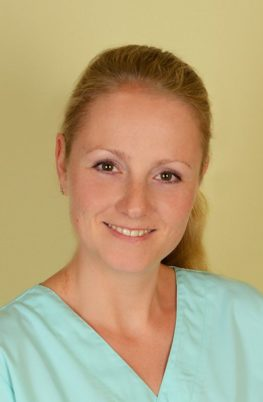 Antje Wenk Zahnmedizinische Fachangestellte