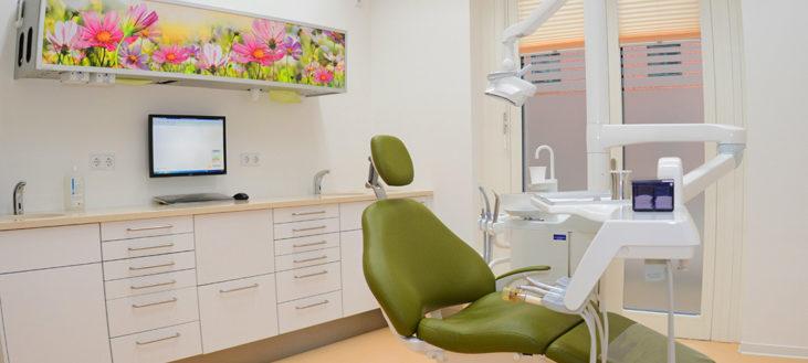 Zahnarzt Potsdamer Platz Behandlungsraum